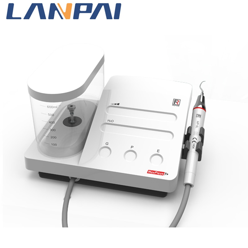 Ultrasonic Cleaning Dental Multi-Function Scaler for Teeth Maxpiezo 7+ (EMS Adaptation) With Free Wo