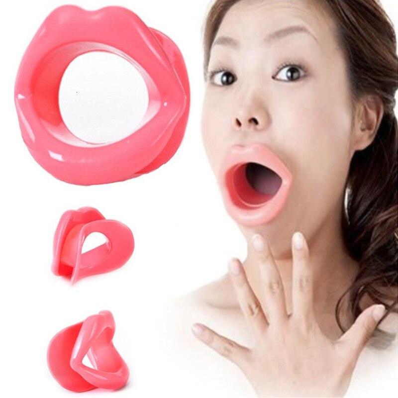 Массажер для смайликов, массажер для рта, силиконовый резиновый корректор для лица, корректор смайликов, тренажер для губ, тренажер для рта, уход за мундштуком