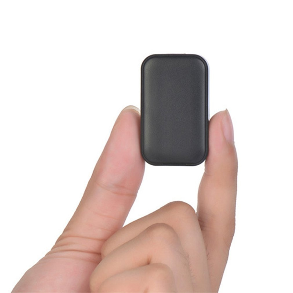 Mini GPS Real Time Car Tracker Anti-Lost Device Voice Control Recording Locator High-definition Microphone WIFI+LBS+GPS Pos enlarge