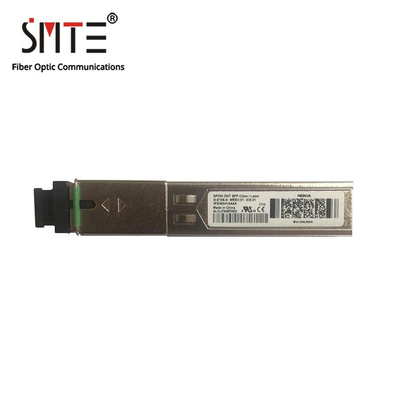 3FE46541AAA G-010S-A GPON ONT SFP الألياف وحدة