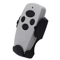 433mhz 4ch doorhan remote control for gate transmitter 2 pro 4 pro key chain for barrier