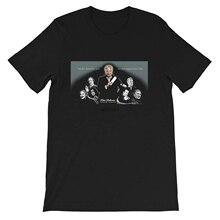 Alan Rickman Portret Movie Film Acteur Actrice Cinema Ster Hollywood Grappige Gift Voor Mannen Vrouwen Meisjes Unisex T-shirt