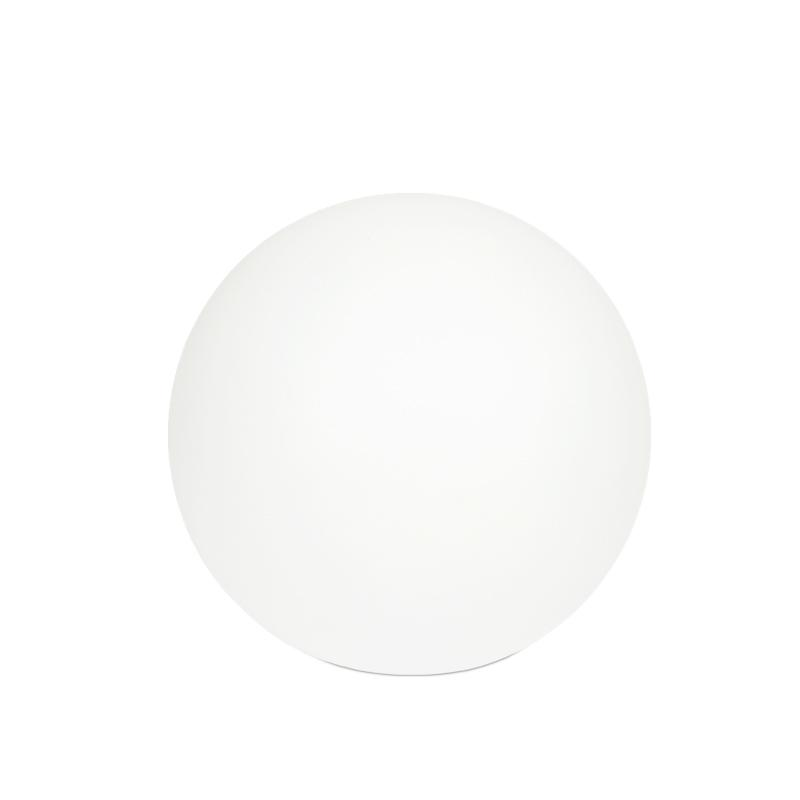Lámpara de pie de bola de PE regulable romántica moderna lámpara de noche para dormitorio art Deco Simple lámpara de pie para sala de estar con carga remota