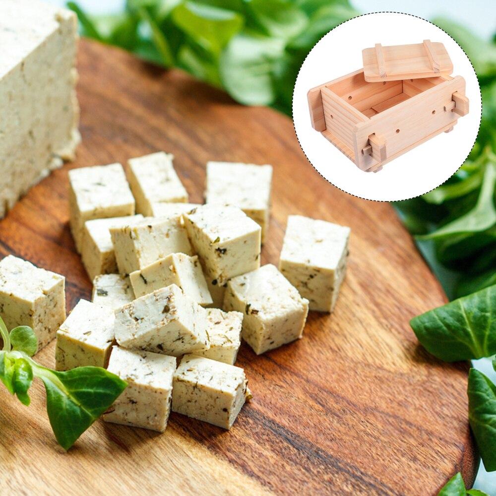 1 Set Tofu Drücken Mould Hausgemachte Tofu Form Soja Quark Tofu Machen Form