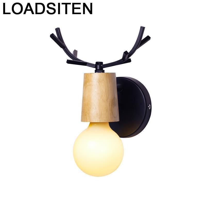 Lámpara Penteadeira los siguientes modelos Tete iluminado lámpara De Interior Led Wandlamp...