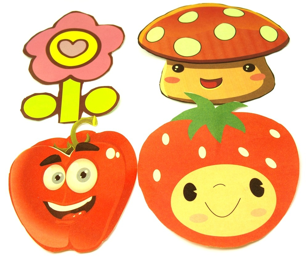 48 шт./компл. Книга ручной работы из бумаги бумажные игрушки для детей Обучающие игрушки цветные книги для детей акварельные художественные ...