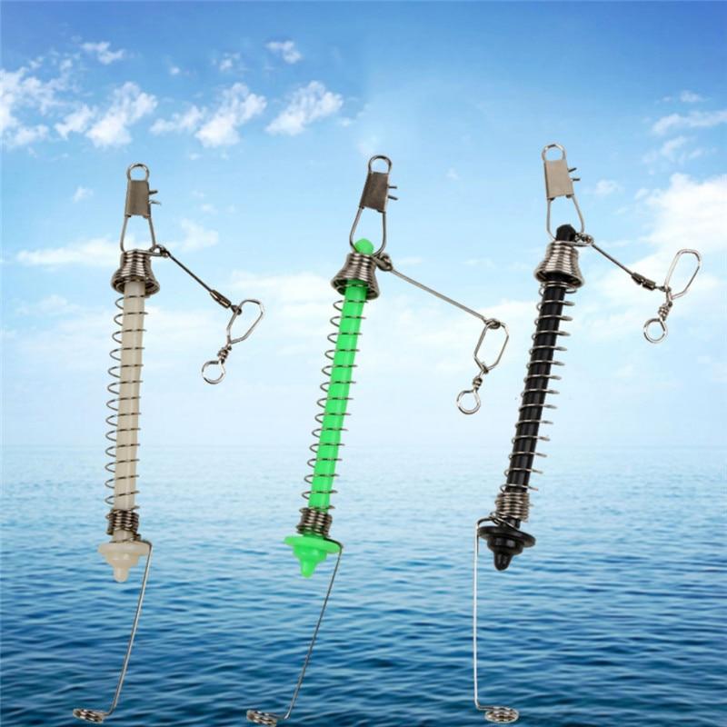 Otomatik balıkçılık çift kanca evrensel ejeksiyon tam hız tembel tüm su