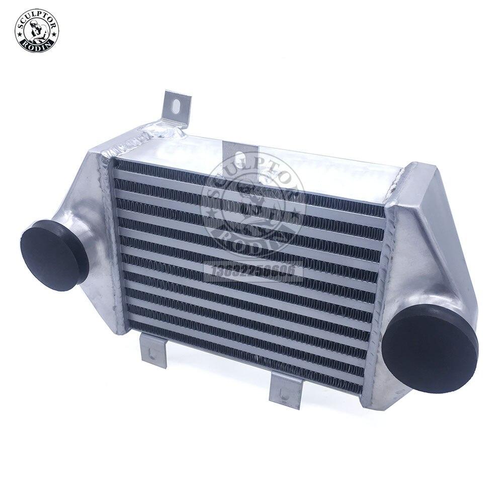 Интеркулер для 2-го поколения Toyota MR2 SW20 3S-GTE 90-95 (coresize: 240*195*100 мм) OD: 63 мм
