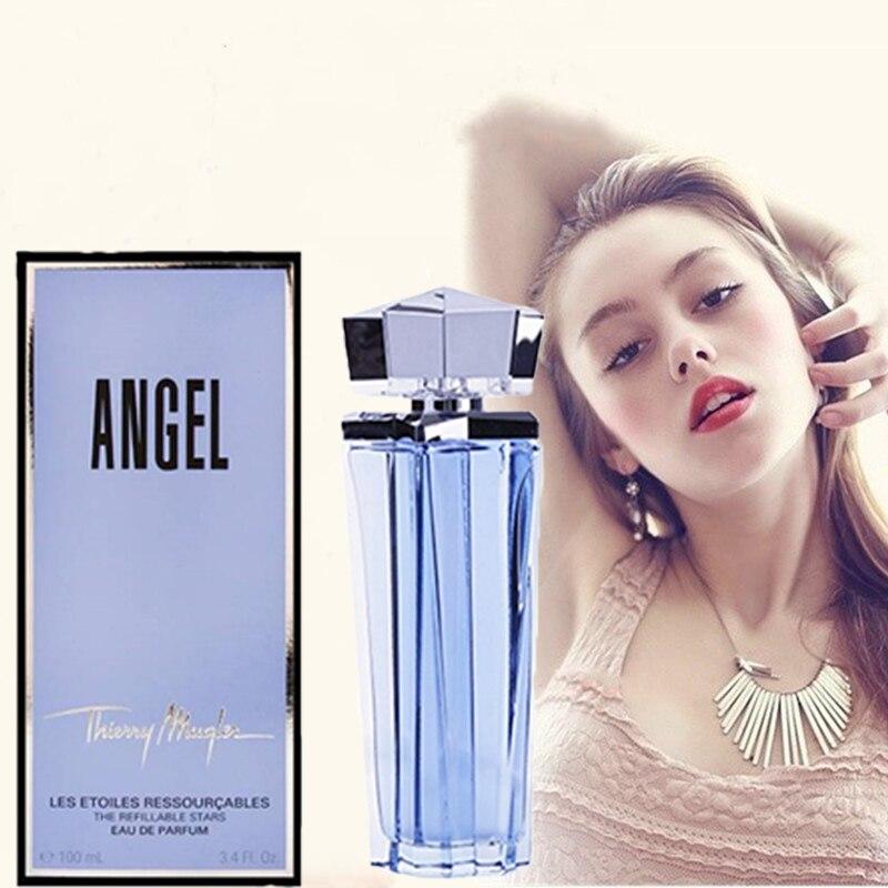 Brand Parfume For Women ANGEL Long lasting Fresh Lady Eau De Parfum Original Antiperspirant Fragrance Female EDP Parfum femme