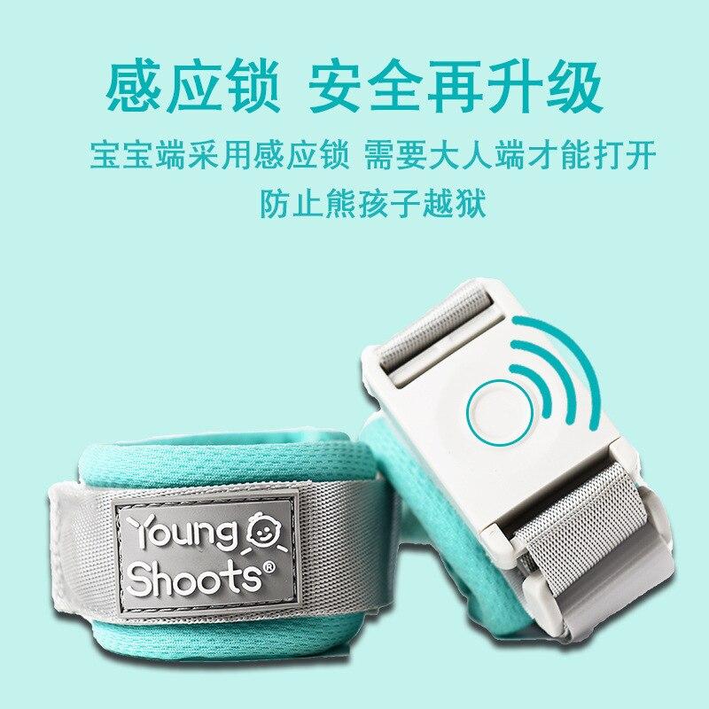 ¡Venta Directa! Cordón de tracción antipérdida para niños, pulsera antipérdida para niños, producto útil para niños