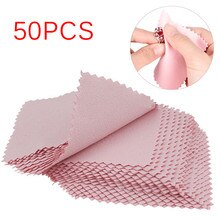 50pcs Cleaner Clean Glasses Lens Cloth Wipes For Sunglasses Microfiber Eyeglass Cleaning Cloth For C