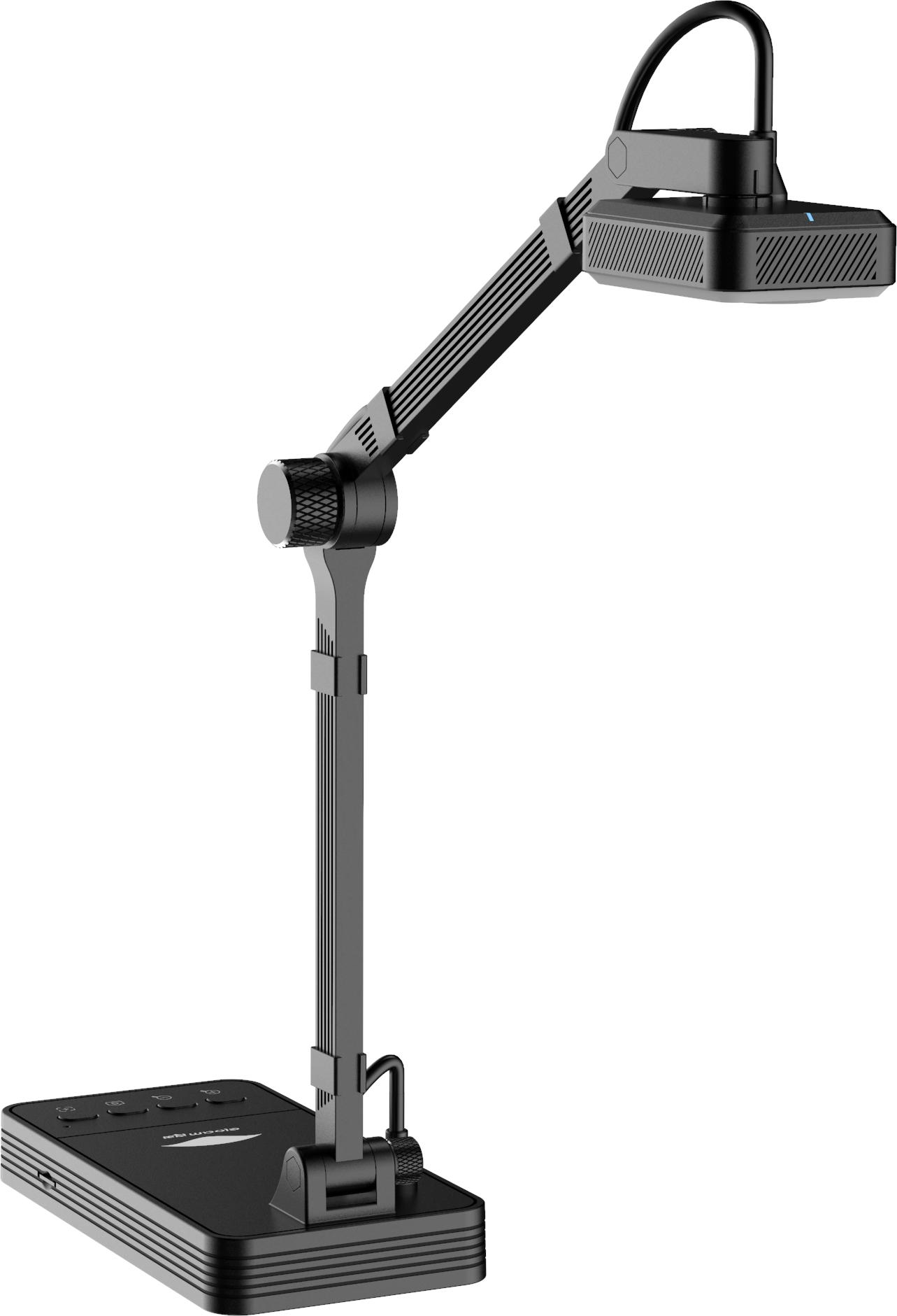 Eloam YL1050 كاميرا للمستندات المحمولة HDMI ، منفذ VGA ، OCR المقدم البصري للمكتب والمدرسة والاجتماع والتدريب وعرض مختبرات