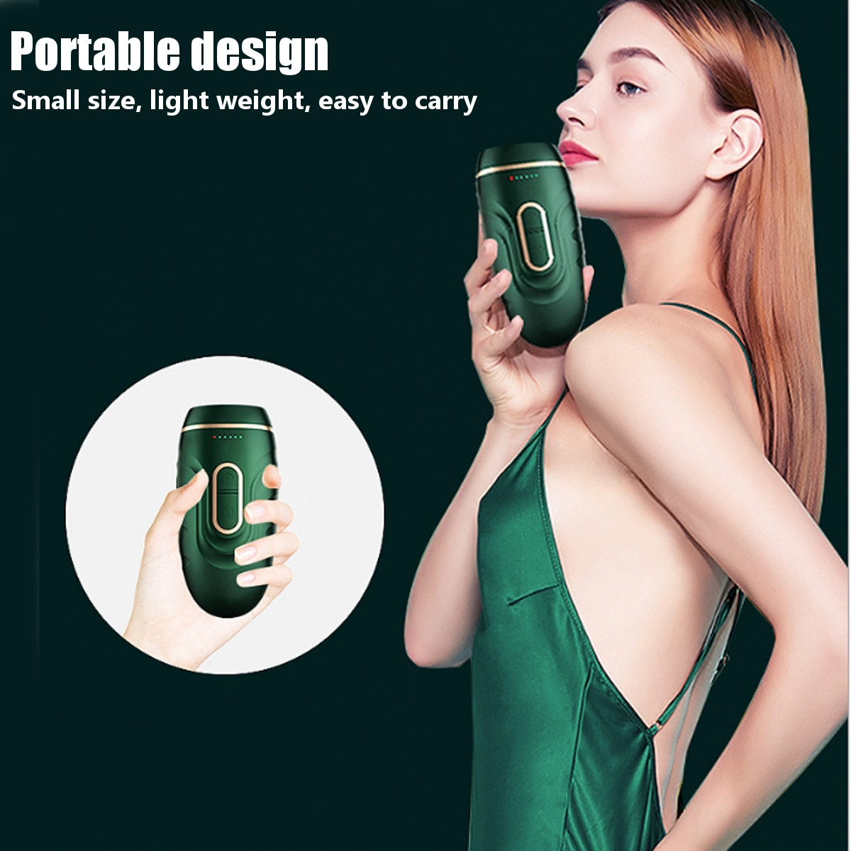 Ipl Hair Removal 999999 Flash Professional Ipl Hair Removal Home Use Epilator LCD Pulsed Light Mini Portable Laser Hair Removal enlarge