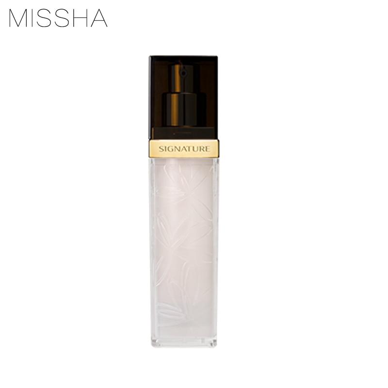 MISSHA Signature قاعدة درامية بومر 40 مللي مسام الوجه ترطيب ماكياج قاعدة التمهيدي السائل الطبيعي مرطب كوريا مستحضرات التجميل