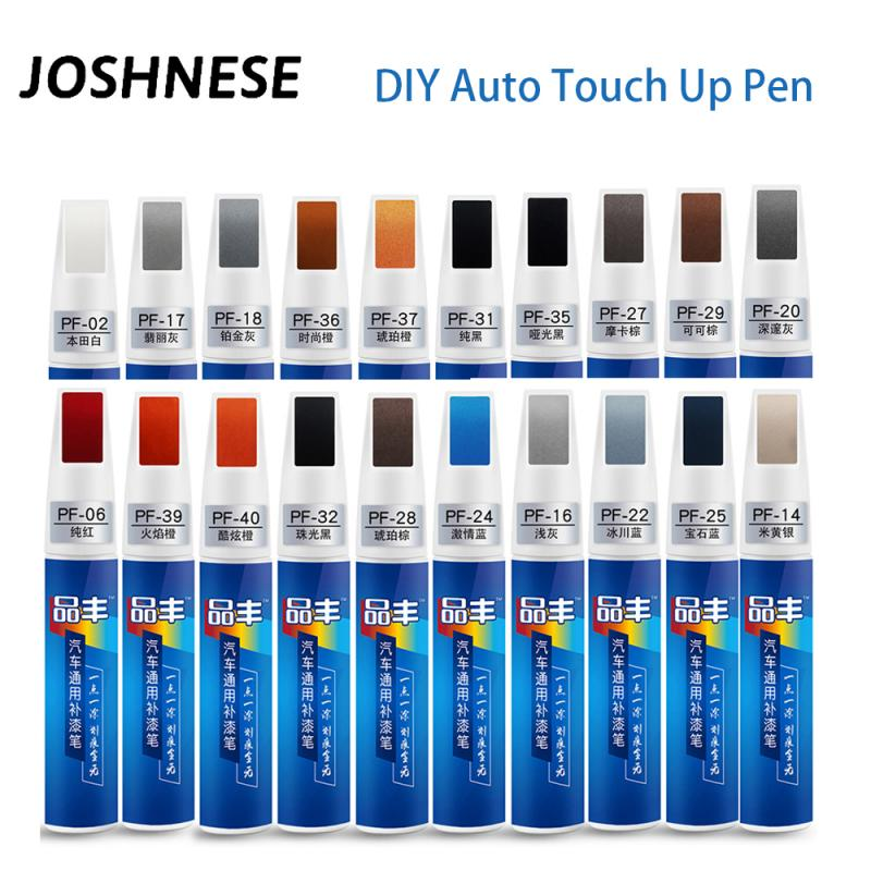 JOSHNESE Car Scratch Repair Agent Auto Touch UpPen Car Care Clear Remover Paint Care Waterproof Auto Mending Fill Paint Pen Tool
