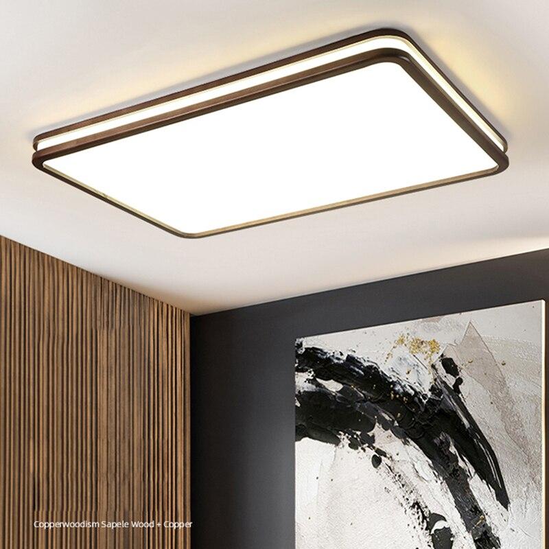 دائري/مربع داخلي LED الثريا مصابيح أسلوب بسيط ديكور المنزل لغرفة النوم غرفة المعيشة شكل مختلف الحديثة نمط