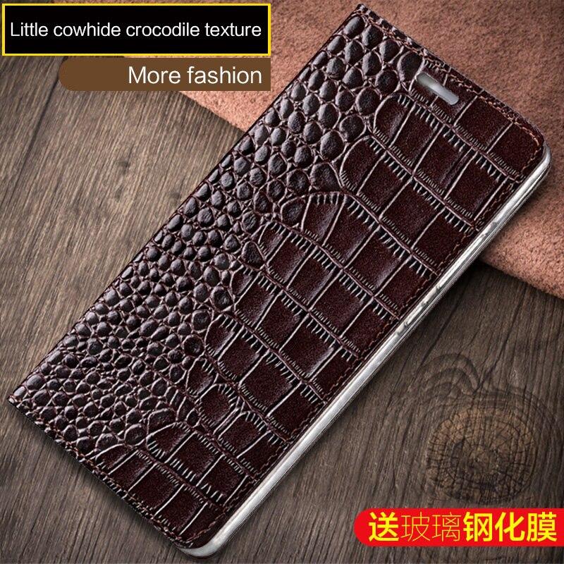 De piel de vaca teléfono caso para Sony Xperia Z2 Z3 Z4 Z5 X XZ1 XZ2 XZ3 XZ4 compacto XA XA1 XA2 ultra XZ Premium para xperia 5 8 10plus