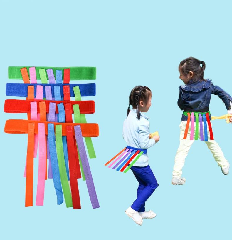 Детское уличное забавное оборудование для тренировок «Поймай хвост», игрушки, оборудование для командной тренировки, игрушки для детей