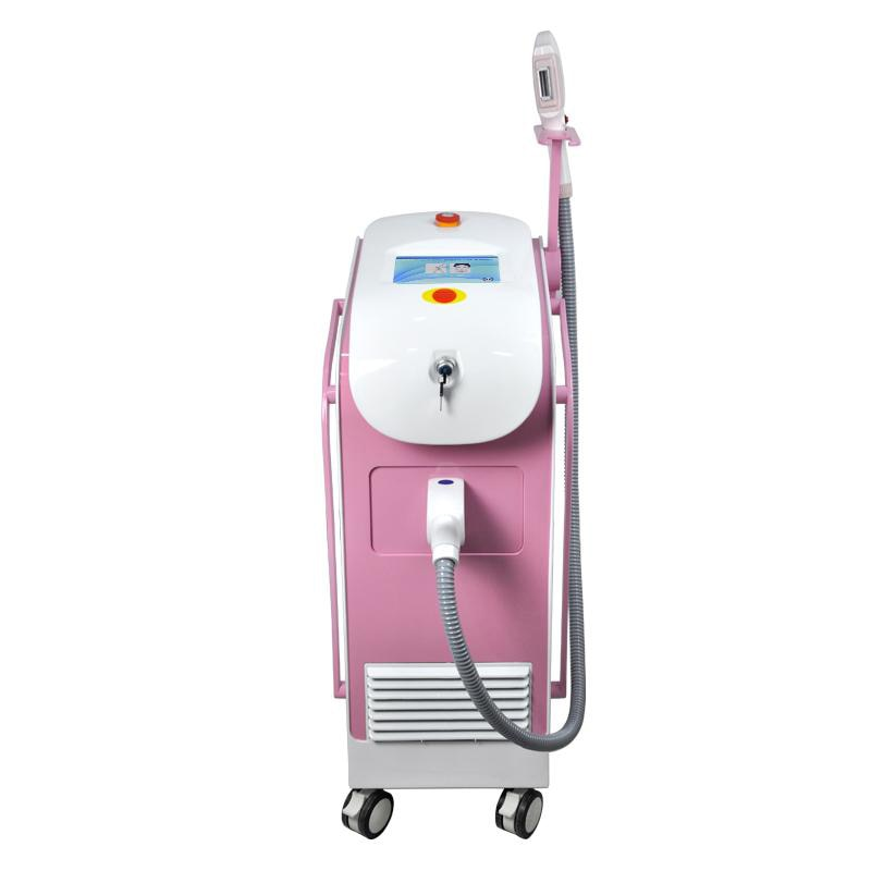 حار بيع SHR آلة إزالة الشعر بالليزر IPL آلة إزالة الجلد تجديد المغناطيسي البصرية بقعة كبيرة الحجم معدات التجميل