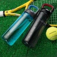 outdoor water bottle 700ml high capacity portable travel portable shaker bottle water drink botellas para agua drinkware da60sp