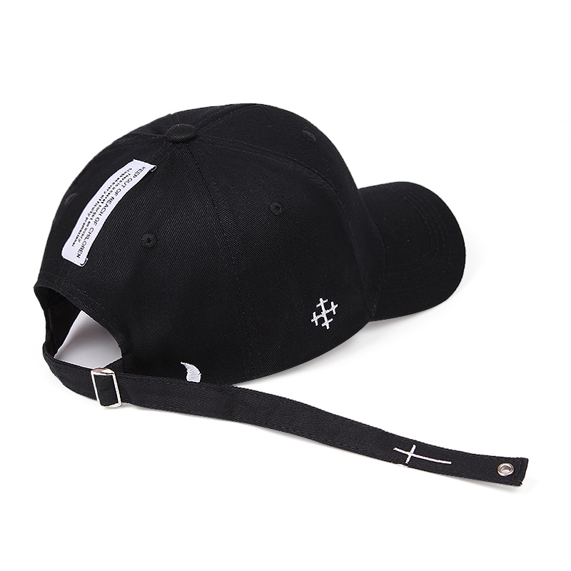 Cruz gorra de béisbol para hombres snapback ajustable gorro de hip hop...