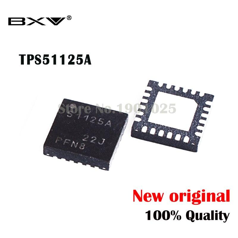 5 uds TPS51125A QFN-24 51125A nuevo original