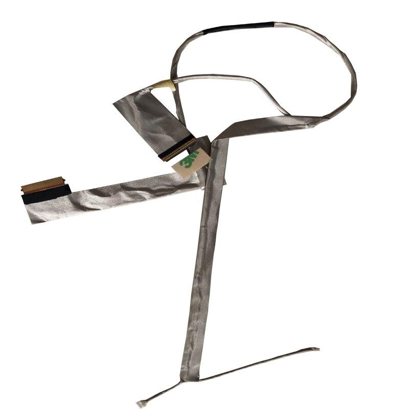 ЖК-светодиодный видео гибкий кабель для LENOVO B580 B585 B595 B590 V580 B585 V580C V590 V595V V585 экранный кабель P/N:50.4te09.001
