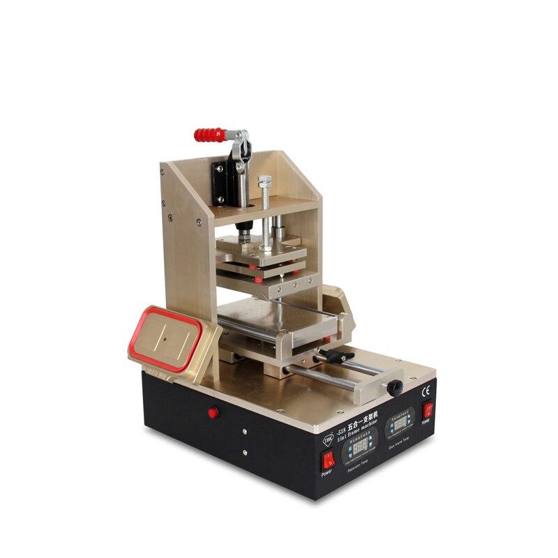 Tbk 518 5in1 آلة الترقق الإطار