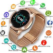 LIGE  2020 New Smart Watch Women Men Heart Rate Blood Pressure Sport Multi-function Watch fitness tr