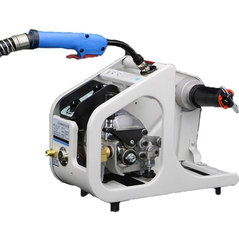 محرك مزدوج/محرك واحد سلك المغذية الجمعية الأسلاك الكهربائية المغذية الغاز محمية آلة لحام لحام الأسلاك المغذية