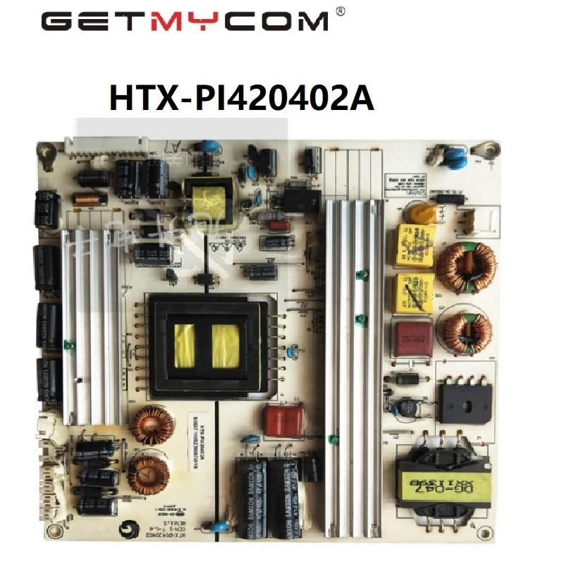 Getmycom الأصلي ل هاير LE46LNW7 LE46LXW1 LE55LXZ1 HTX-PI420402A الطاقة مجلس 100% اختبار العمل