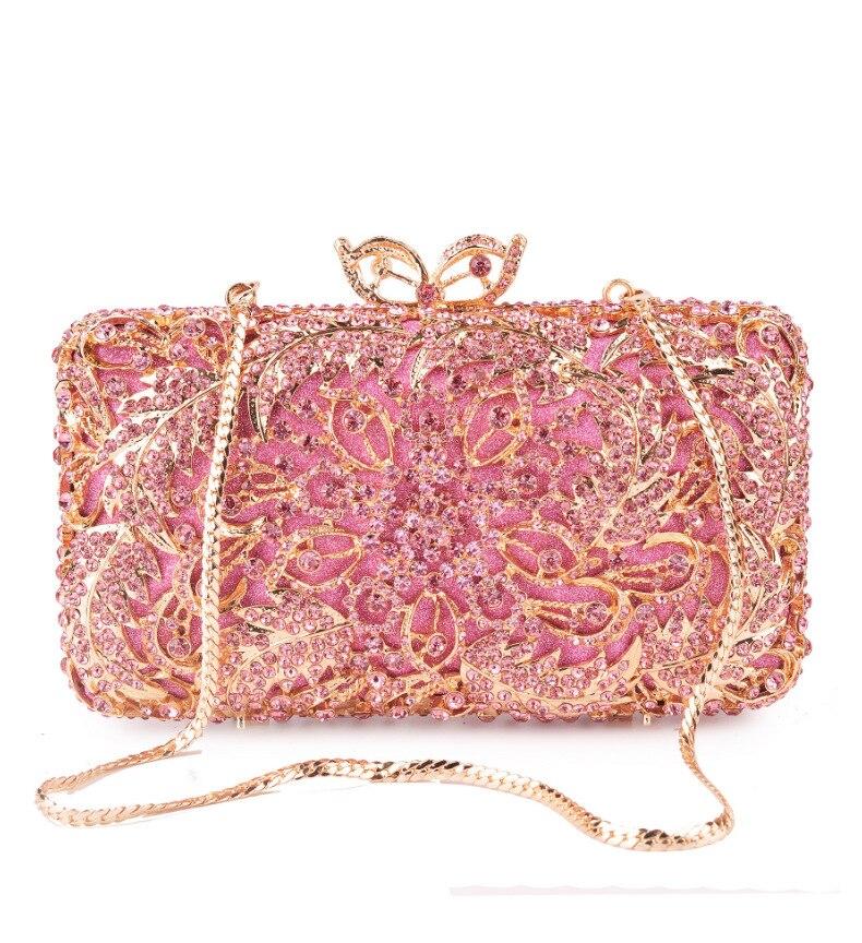 حقيبة يد نسائية من حجر الراين ، حقيبة هاتف ، حقيبة سهرة ، حقيبة يد