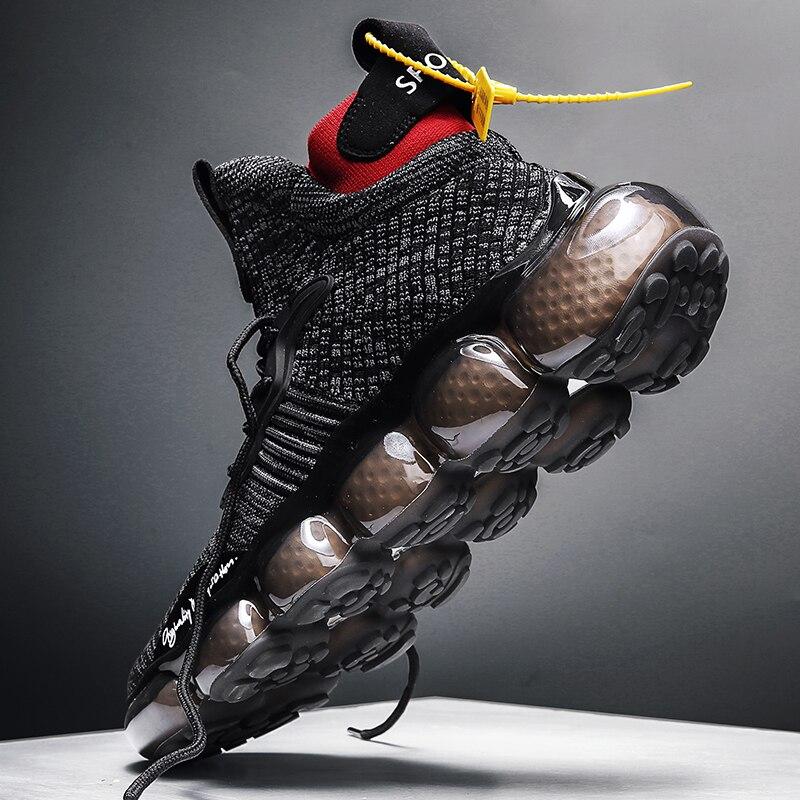 Мужская обувь; Мужские кроссовки мужская повседневная обувь Tenis Роскошная обувь тренер гонки по белые туфли модные Лоферы для мужчин Спорти...