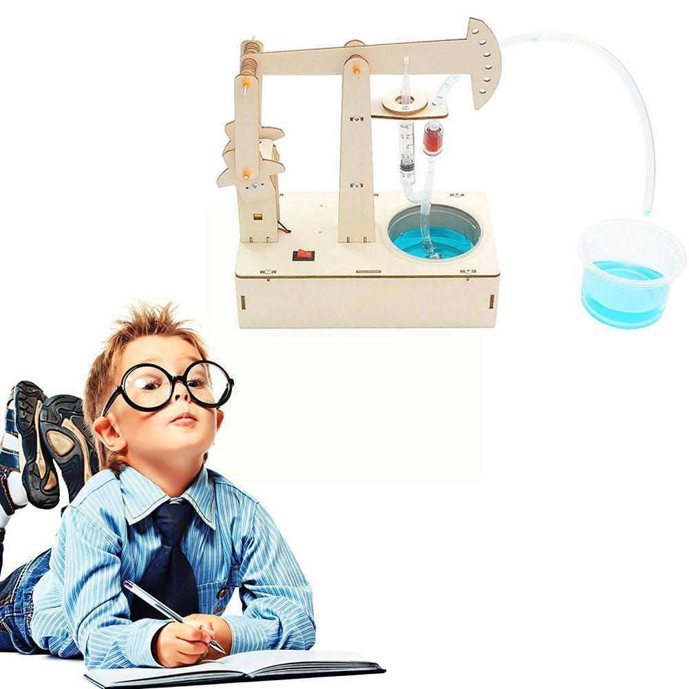 Handmade Science And Education Products Diy Pumping Experiment Unit Science For Children Fun B6H1 marmen daniel teacher beliefs about science education