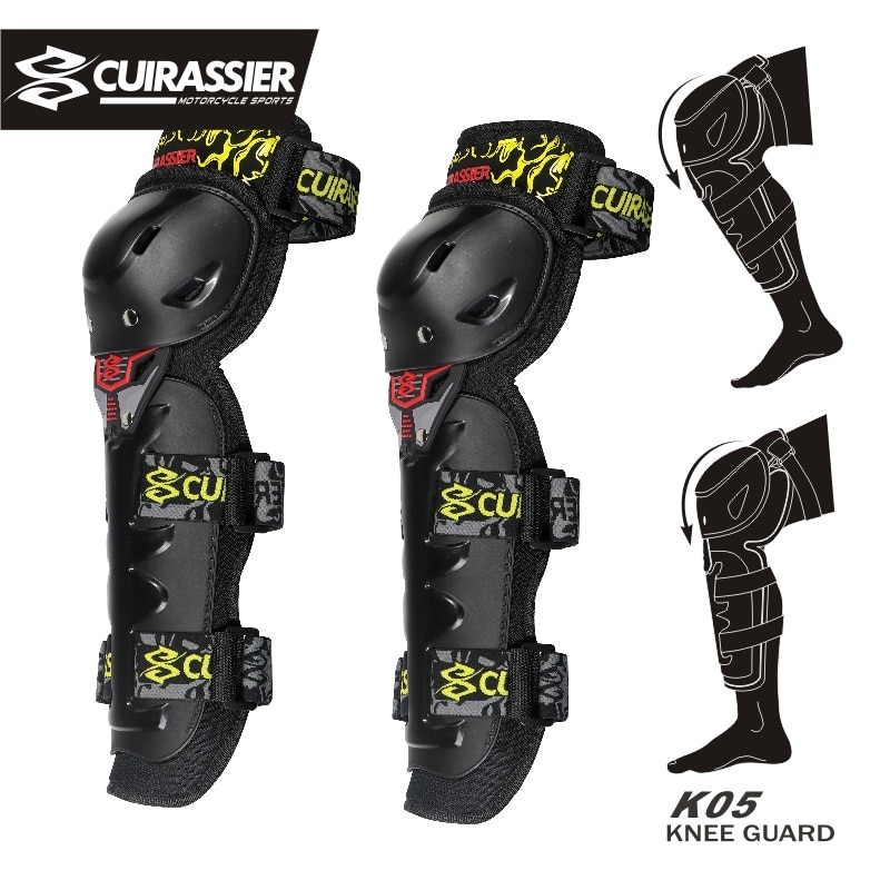 Motorcycle Protective kneepad Knee Pads Elbow Protector Off-Road Brace Racing Motorbike Protection Guards Motocross Cuirassier enlarge