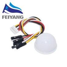 1 pièces BH1750 BH1750FVI puce intensité lumineuse Module lumineux boule pour arduino