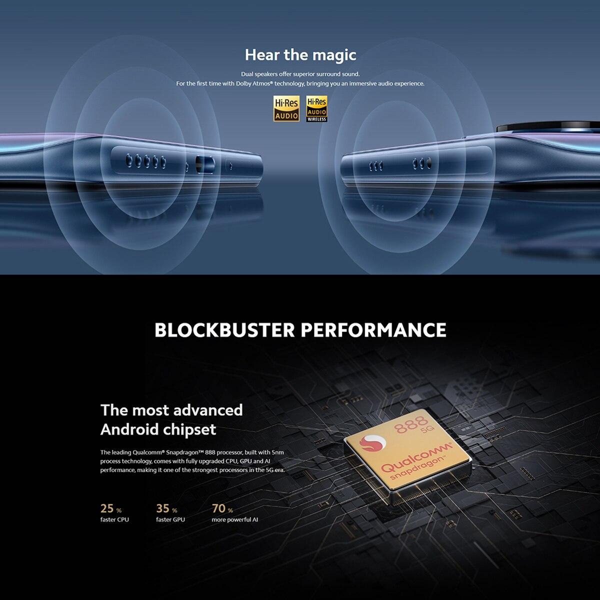 Original Global Version Xiaomi Mi 11i 5G Smartphone 8GB 256GB Snapdragon 888 CPU 108MP Camera 33W Fast Charge 120HZ Full Screen enlarge