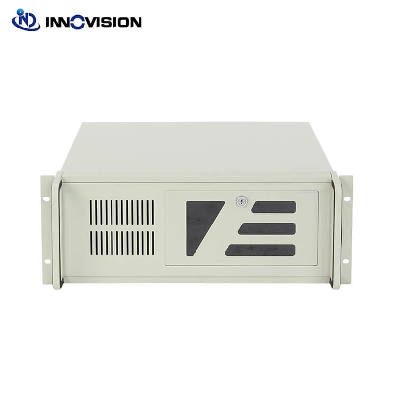 IPC610D عالية الجودة T1.2mm SGCC 4U rackmount هيكل الخادم IPC