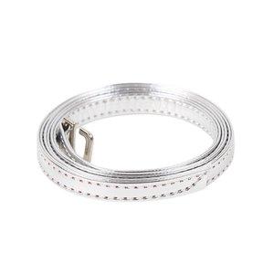 60CM New high heeled flat shoe safety clips bands strap locking shoe leather shoelace belt wedding sport outside universal