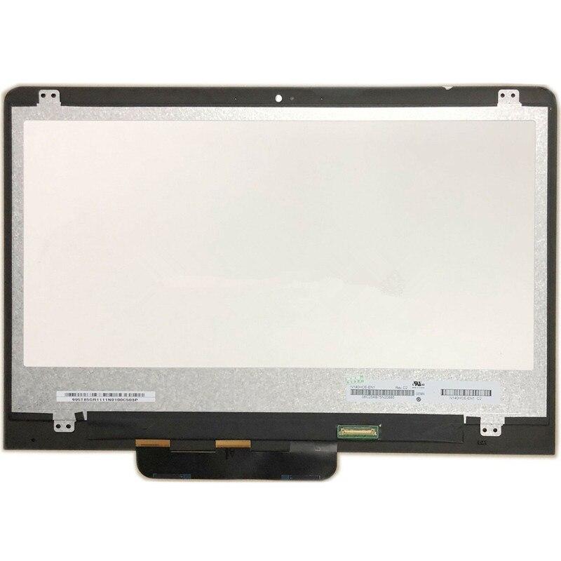 شاشة LCD مقاس 14 بوصة لجهاز ASUS VivoBook, شاشة لمس lcd 14 بوصة لجهاز ASUS VivoBook Flip 14 TP410 TP410UA TP410U شاشة LCD 1920*1080
