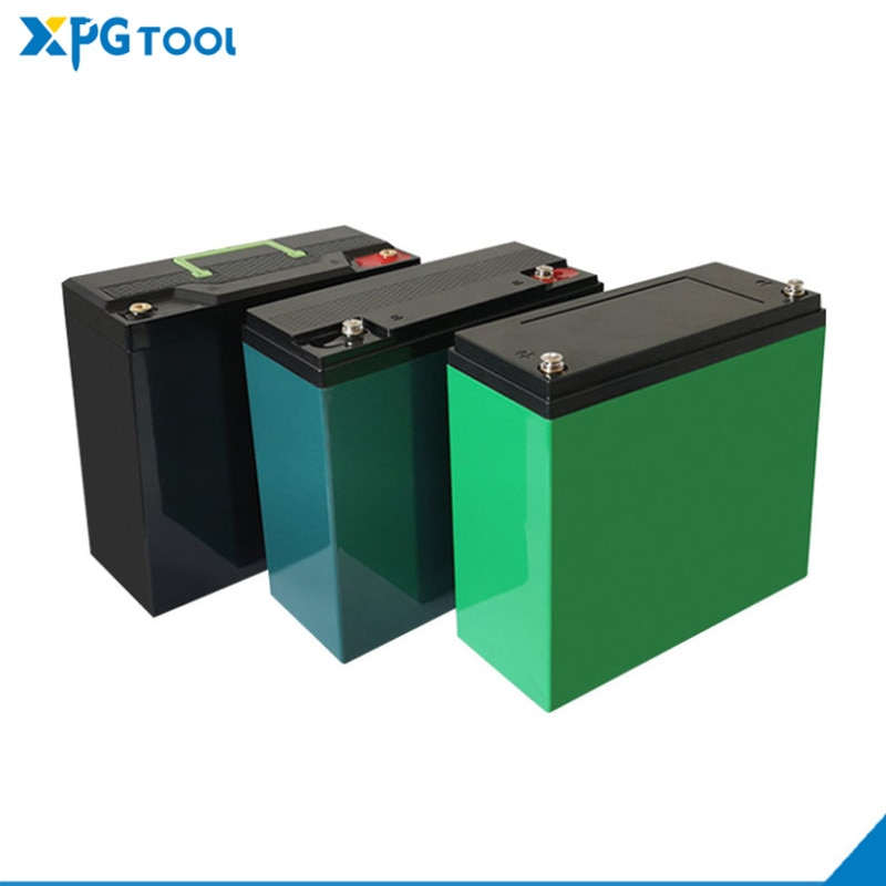181*77*168mm New injection-molded 112V20AH lithium battery plastic shell/battery box/case with 72 *18650 batteries 18650 battery box for 3 7v rechargeable lithium battery 18650 battery storage case with pin high quality
