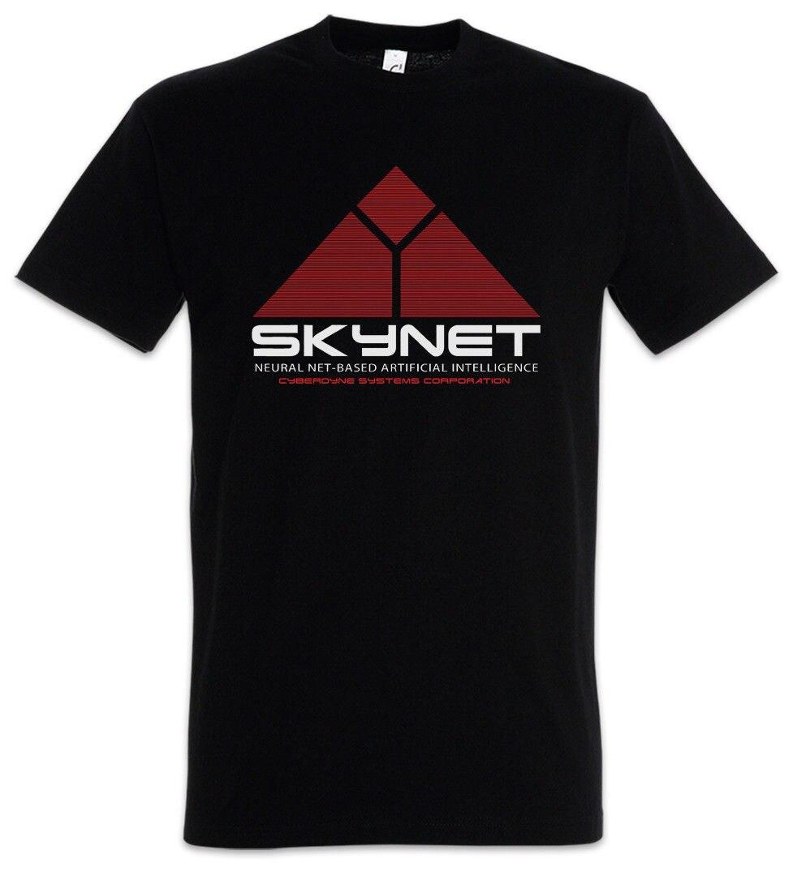 SKYNET camiseta-Cyberdyne Sarah Terminator sistemas John investigación Connor