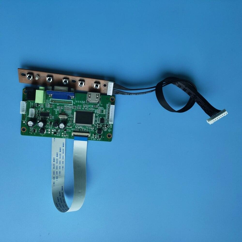 ل b140xtn04.d طقم مراقبة VGA المراقب مجلس شاشة عرض لتقوم بها بنفسك 30Pin سائق 1366 × 768 LCD EDP 14