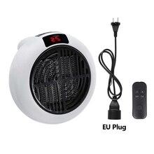 1000 Вт маленький вентилятор для обогрева портативный электрический нагреватель Настольный теплый воздушный вентилятор для дома и офиса обо...