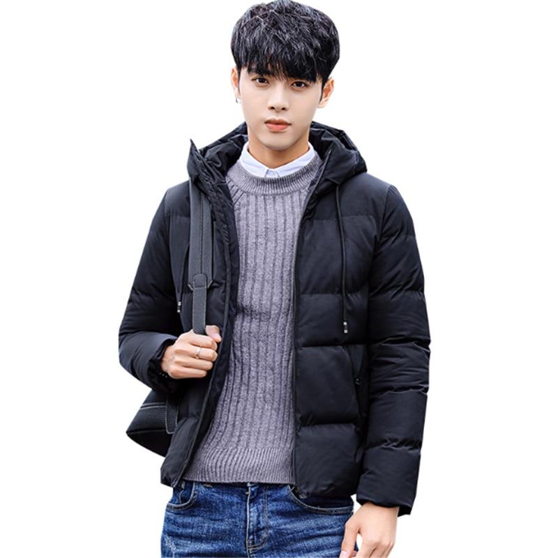 Chaquetas de algodón ajustadas coreanas para hombre, ropa informal, Masculina, Erkek, Giyim,...