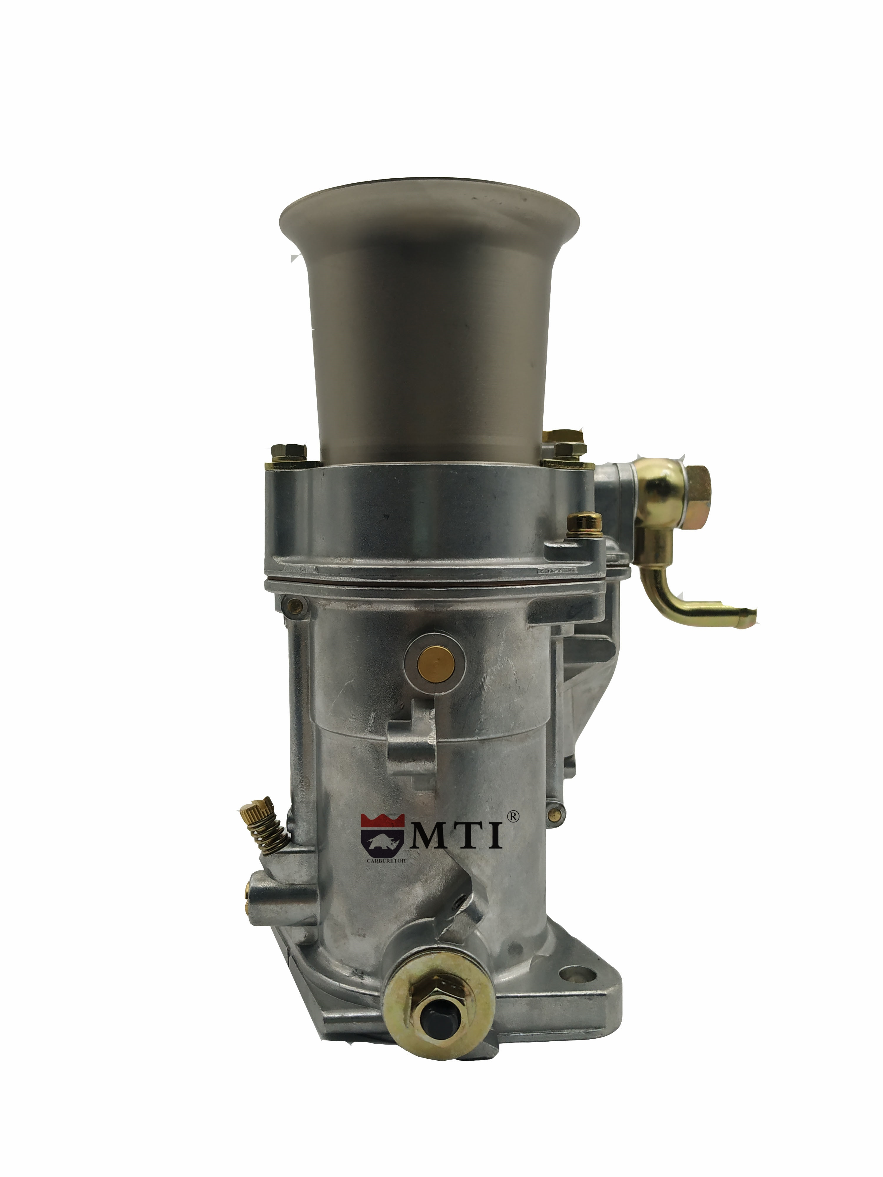 MTI BRAND NEW CARBURETOR WITH TWO GASKETS FOR WEBER 48 IDA ROD 19030.018 19030.015  - buy with discount