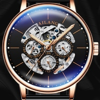 AILANG luxury watch men's mechanical automatic watch Swiss gear AAA wrist watches mechanical fashionable leisure diesel watch