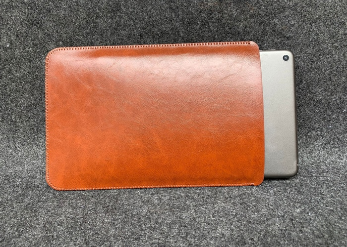 Funda protectora Tolino shine de 6,0 pulgadas para tableta, funda protectora delgada de cuero de microfibra, bolsa antipolvo