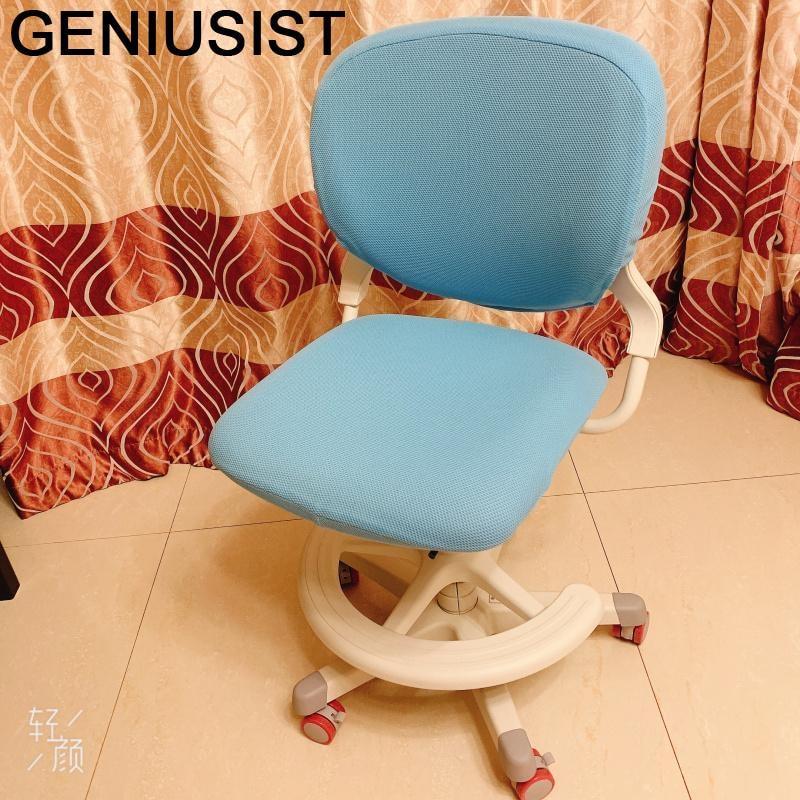 Para Mobiliario mueble Sillones Infantiles comedor Cadeira Infantil niños bebé Chaise Enfant muebles ajustable silla