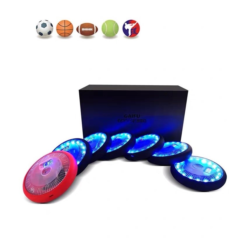 Reaction Light Training Gym Sport Training Speed And Agility Drills Trainer Fitness Equipment